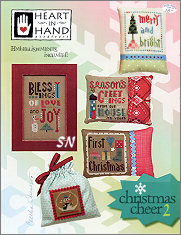 Christmas Cheer 2 Leaflet from Heart in Hand - click for more