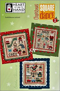 Christmas Square Dance #3 from Heart in Hand - click for more