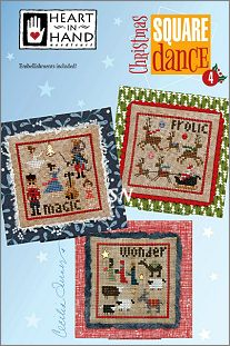 Christmas Square Dance #4 from Heart in Hand - click for more