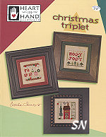 Christmas Triplet from Heart in Hand - click for more