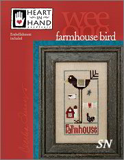 Farmhouse Bird from Heart in Hand - click for more