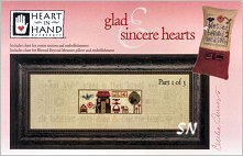Glad & Sincere Hearts Pt 1 from Heart in Hand - click for more