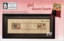 Glad & Sincere Hearts Pt 2 from Heart in Hand - click for more
