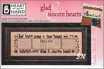 Glad & Sincere Hearts Pt 3 from Heart in Hand - click for more