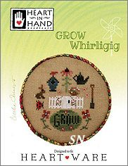 Grow Whirligig from Heart in Hand - click for more