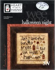 Halloween Night from Heart in Hand - click for more