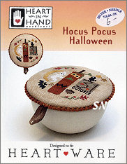 Hocus Pocus Halloween from Heart in Hand - click for more
