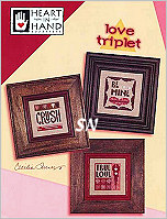 Love Triplet from Heart in Hand - click for more