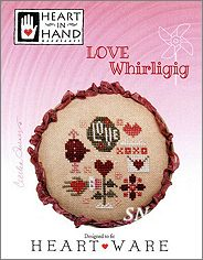Love Whirligig from Heart in Hand - click for more