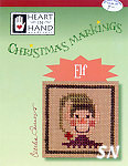 Christmas Markings Elf from Heart in Hand - click for more