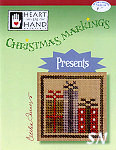 Christmas Markings Presents from Heart in Hand - click for more