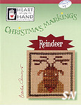 Christmas Markings Reindeer from Heart in Hand - click for more