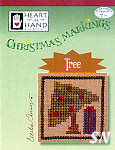 Christmas Markings Tree from Heart in Hand - click for more