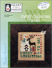 Wee One: Merry Christmas to All from Heart in Hand - click for more