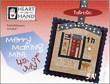 Merry Making Mini 4th Of July from Heart in Hand - click for more