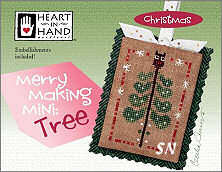 Merry Making Mini Tree from Heart in Hand - click for more