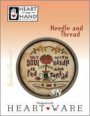 Needle & Thread from Heart in Hand - click for more