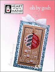Oh By Gosh from Heart in Hand - click for more