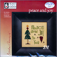 Peace and Joy Kit from Heart in Hand - click for more