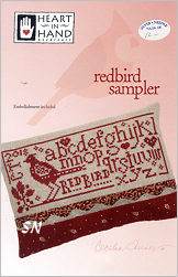 Redbird Sampler from Heart in Hand - click for more