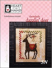 Dazzlin Deer from Heart in Hand - click for more