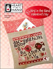 Bird In Hand - Valentine's Day from Heart in Hand - click for more