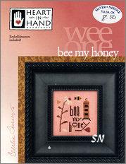 Wee One: Bee My Honey from Heart in Hand - click for more