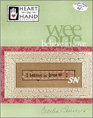 Wee One Believe in Love from Heart in Hand - click for more