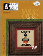 Wee Ones: Wally from Heart in Hand - click for more