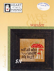 Wee One: Wander from Heart in Hand - click for more