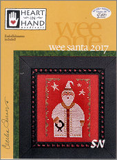 Wee Santa 2017 from Heart in Hand - click for more