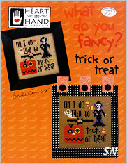 What Do You Fancy?  Trick or Treat! from Heart in Hand - click for more
