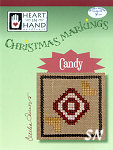 Christmas Markings Candy from Heart in Hand - click for more