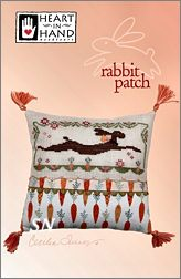 Rabbit Patch from Heart in Hand - click for more