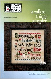Smallest Things Sampler from Heart in Hand - click for more