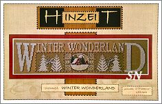 Winter Wonderland by Hinzeit -- click to see lots more designs
