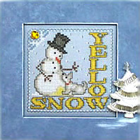 Yellow Snow by Hinzeit -- click to see more new designs
