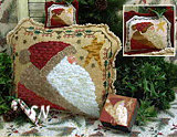 Elegant Kris Kringle from Homespun Elegance -- click to see more