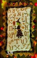 Sampler Witch from Homepsun Elegance - click to see more