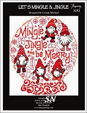 Lets Mingle & Jingle from Imaginating - click for more