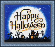 Full Moon Halloween from Imaginating - click to see more