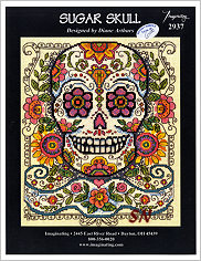 Sugar Skull from Imaginating - click for more