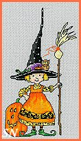 Teeny Witch from Imaginating - click for more