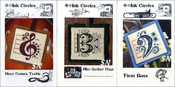 Here Comes Treble * Alto Gether Now * First Bass from Ink Circles - click to see more