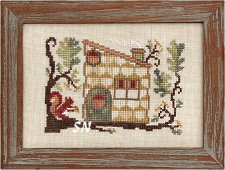 Red's Tree House from Ink Circles - click to see more