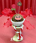 Bon Bon Fairy Spoolkeep from Just Another Button Company - click to see more