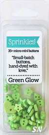 #07 Green Glow Sprinkles from JABCO