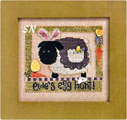 Ewe's Egg Hunt from Just Another Button Company - click to see more