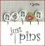 JABCO Just Pins jp106 Music Set - click to see a larger view