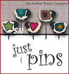 Little Sheepy Just Pins from Just Another Button Company - click to see more
